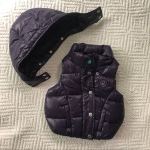 Baby Girl United Colors of Benetton Puffy Vest